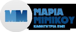 Maria Mimikou Logo